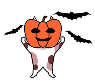 Halloweenneko